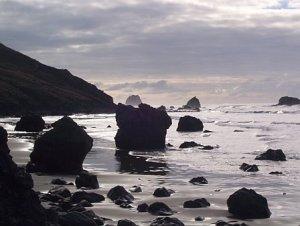 Gore Bay, Cheviot, New Zealand