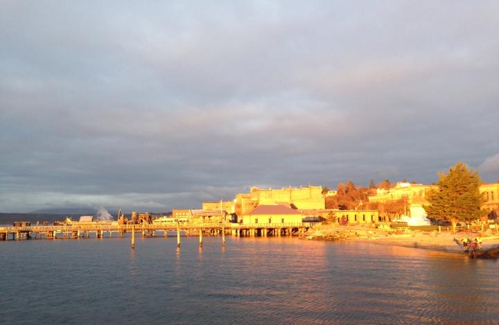 March Sunrise, Port Townsend  ©Julie Christine Johnson 2014